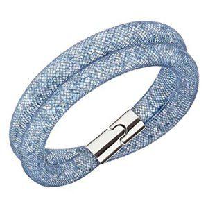 SWAROVSKI Stardust Mesh Wrap Bracelet